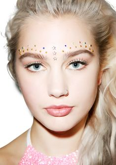 face jewels - Google Search