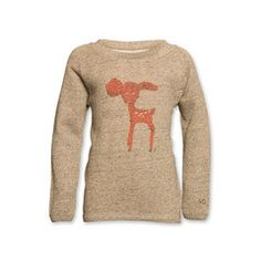 American Outfitters Girls Bambi C-Neck Sweatshirt. $70.00