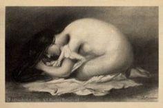 woman and skull optical illusion