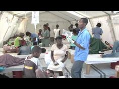 Haiti: Hundreds of cholera patients poured into treatment centres when the disaster first struck. After several critical months, the number of cases decreased... but it was just a lull. At the beginning of May the number of cases surged again in Port au Prince.