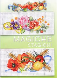 images attach c 9 105 524 Cross Stitch Fruit, Cross Stitch Kitchen, Cross Stitch Cards, Cross Stitch Borders, Cross Stitch Flowers, Counted Cross Stitch Patterns, Cross Stitch Designs, Cross Stitching, Cross Stitch Embroidery