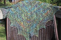 Ravelry: Gail (aka Nightsongs) pattern by Jane Araújo