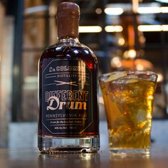 A creative combination of cane sugar and coffee, Different Drum is testimony to our love of coffee, craft and ingenuity. Already considered by many in the spirits industry as a radical breakthrough in sipping rum. One taste and you'll agree, Different Drum is a rum for the bourbon drinker. 40% Alc/Vol. 750 ml SHIPPING AVAILABLE TO PENNSYLVANIA AND WASHINGTON D.C ADULT SIGNATURE REQUIRED UPON DELIVERY