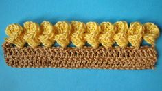 Crochet border pattern for free Freeform Crochet, Crochet Art, Crochet Diagram, Crochet Flowers, Crochet Stitches, Filet Crochet, Crochet Border Patterns, Crochet Boarders, Lace Patterns
