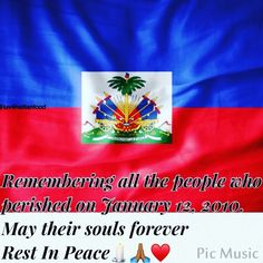 Good Morning my Love For Haitian Food foodies... Sending lots of ♥️♥️ and 😘😘 to the ones who perished on January 12, 2010, their families and survivors. We will never forget 🇭🇹 #Luv4HaitianFood #LoveForHaitianFood #Ayisyen #Ayisien #Haitian #WestIndian #caribbean #island #Haiti #Ayiti #Haitianpride #haitiearthquake #haiticherie #Picoftheday #neverforget #RIP #🇭🇹 #teamhaiti #zoes #lunionfaitlaforce #friday
