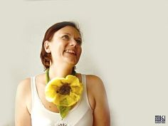 A Little Yellow Bird Told Me by Carla on Etsy
