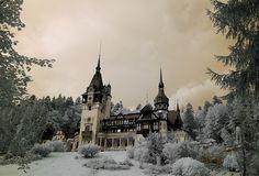 king's+castle+-+infrared+peles+by+Konczey-Zsolt.deviantart.com+on+@deviantART
