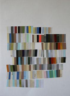 Untitled collage - Jeff Depner