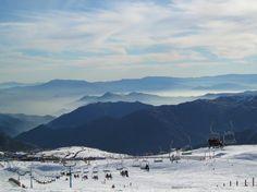 Skiing El Colorado, Santiago, Chile (2006)