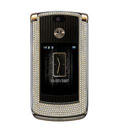 Motorola RAZR2 V8 Diamond Edition