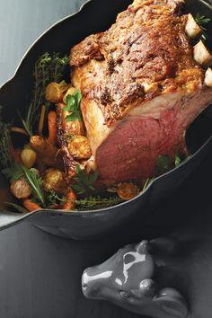 ... Christmas meal on Pinterest | Prime rib, Prime rib roast and Roasts