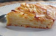 Gâteau invisible aux pommes avec thermomix. Voici une recette de Gâteau invisible aux pommes, facile et simple a préparer chez vous avec le thermomix.