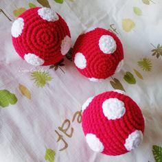 Crochet Ball Baby Toy Amigurumi Baby Rattlesound от EarnCrochet