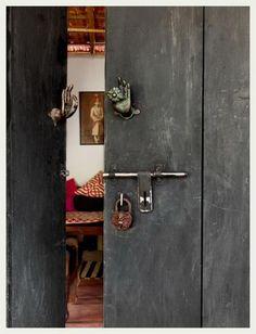 Jade Jagger's Beach house, Goa, India | The Vitruvius
