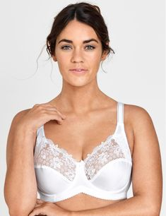 8d0aab98a11d8 Summer Underwire bra  49.99 Underwired bra with exclusive embroidery. Side  support in cup and elevated. Miss Mary of Sweden