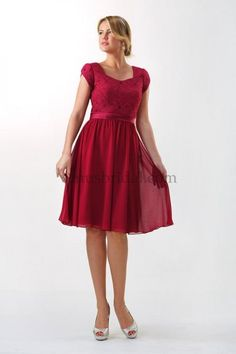 Find the perfect prom or bridesmaid dress! This is one of many available in our store - come in to try one on today! $190.00