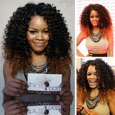 Teyana Taylor Hairstyles   thirstyroots.com: Black Hairstyles and Hair Care