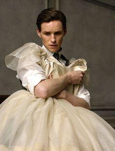 """Eddie Redmayne in """"The Danish Girl"""""""
