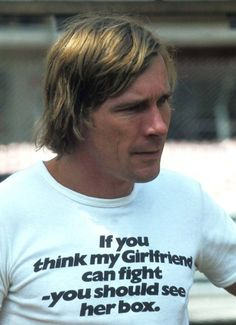James Hunt, Genius