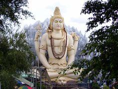 Lord Shiva statue at Sri Shiva Temple, Murugeshpalya, Mahadev Hd Wallpaper, Lord Shiva Hd Wallpaper, Bangalore India, India Asia, South India, Shiva Statue, Christian Wallpaper, Latest Hd Wallpapers, Desktop Wallpapers