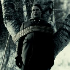 Hannibal - Sorry, Dr. Lecter can't come to the phone right now, he's a little tied up