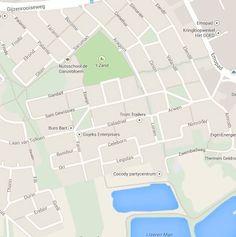 """Geldrop es una ciudad al sur de Holanda en el que los personajes del libro """"El Señor de los Anillos"""" dan nombre a las calles de uno de sus b..."""