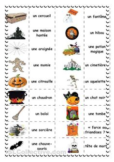 It& Halloween- It& Halloween exercise sheet – Free FLE Teaching Sheets Halloween Scavenger Hunt, Theme Halloween, Halloween Words, Halloween Porch Decorations, Halloween Party Games, Halloween Diy, Halloween Vocabulary, Halloween Worksheets, Halloween Crafts For Toddlers