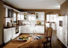 Image for White Kitchen Design Ideas