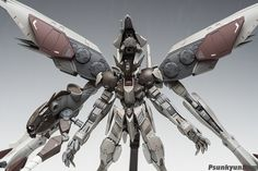 "Custom Build: HG 1/144 Gundam Barbatos Lupus Rex ""Hashmal"" - Gundam Kits Collection News and Reviews"