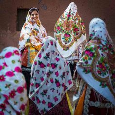 Abyaneh, Kashan, IRAN صنایع دستی ایران.Handicrafts