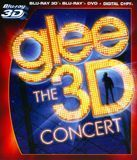 Glee: The 3D Concert [4 Discs] [Includes Digital Copy] [3D] [Blu-ray/DVD] [Blu-ray/Blu-ray 3D/DVD] [English] [2011]