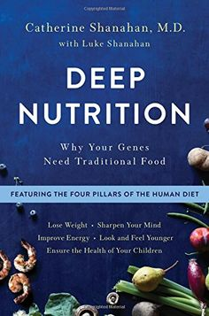 Deep Nutrition: Why Your Genes Need Traditional Food by C... https://smile.amazon.com/dp/1250113822/ref=cm_sw_r_pi_dp_x_mbWxybRZMTSEF