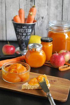 Celebration Treats 4U: Sitruunainen porkkana-omenamarmeladi