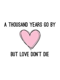 Love Don't Die~ The Fray