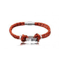 Bratara Eleganta din Piele - Bocane Latest Jewellery Trends, Jewelry Trends, Stainless Steel Jewelry, Women Jewelry, Metal, Bracelets, Metals, Bracelet, Arm Bracelets