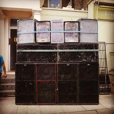 Soundsystem @ Notting Hill Carnival 2012 (@dubsiren)