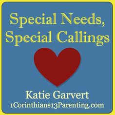 Katie Garvert, Director of Woodmen Valley Chapel's Access Ministries, shares her story of being called to special needs ministry.