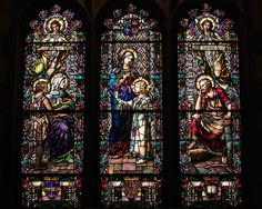 St. Mary's Stained Glass