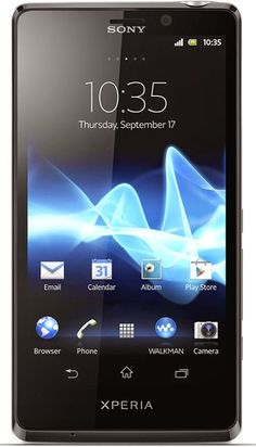 UNIVERSO NOKIA: Sony Xperia T Android 4.0.4 Processore Qualcomm Kr...