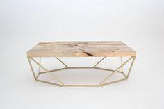 Dusk Coffee Table (cypress/brassa)