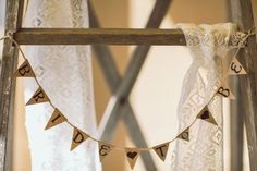 vintage bridal shower banner | Such a cute banner in this Vintage Bridal Shower Party with Such ...