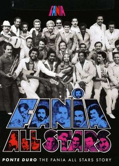 Shop Ponte Duro: The Fania All Stars Story [CD] at Best Buy. Find low everyday prices and buy online for delivery or in-store pick-up. Puerto Rican Music, Puerto Rican Singers, All Star, Stevie Wonder, Disco Party, Latin Music, My Music, Karl Marx, Willie Colon