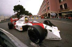 Ayrton Senna, Monaco