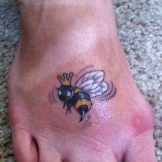 A Queen Bee for The Queen Bee