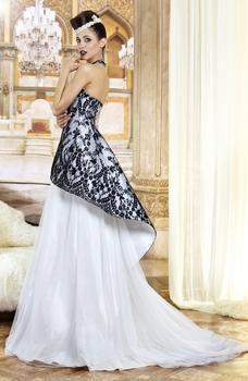 Extravagantes Brautkleid von Jordi Dalmau