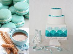 Sweet wedding treats