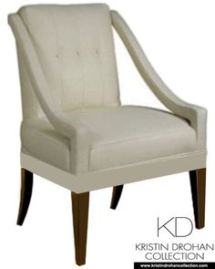 Patricia Chair.  Love this for an updated dining room!