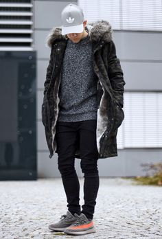 Winter Street Wear