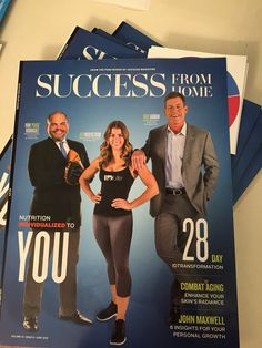 Success at home magazine John Maxwell, House And Home Magazine, Design Your Own, Nutrition, Success, Life