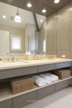 Perfect Bathrooms should be a place of escapism and relaxation – somewhere to unwind at the end of a long day. We've put together the 'do's and don'ts' of modern bathroom design, so you can create a blissful haven that is modern, yet timeless.  The post  Bathrooms should b ..